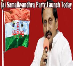 Kiran Kumar Reddy to Launch New Political party today at 4:00 pm | The Hyderabad Times