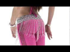 Danza Arabe Nivel 1 Ondulación (5/8) - Academia de Baile