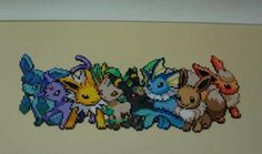 I wana make this, & turn it into a big chain & add #sylveon