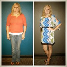 Your transformation is amazing Sherry! We are so proud of you! #TransformationTuesday