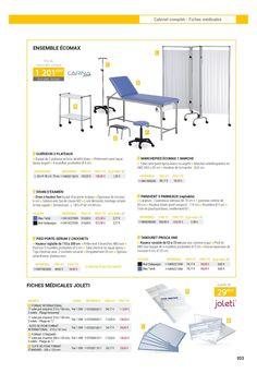 Catalogue matériel médical professionnels 2017 - Page 33. Retrouvez la meilleure offre de matériel médical : vente et location pour professionnels.
