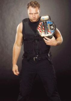 Dean ambrose :)
