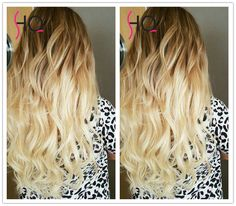 Color: Ombre Blonde. Texture: Wavy. Material Grade: Remy Hair. Human Hair Type: Brazilian Hair. Hair style: we will do the hair style as the pic and title showed ,if you need other hair style. | eBay!