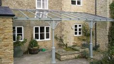 Stylish Traditional and Contemporary Glass Verandas from Nationwide
