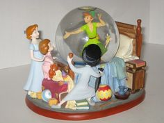 Disney Peter Pan Snowglobe