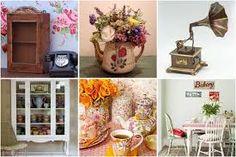 decoração vintage - Pesquisa Google