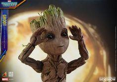 Este Baby Groot en tamaño real es el más adorable de la galaxia - Hot Toys ha revelado las imágenes del prototipo de su figura de colección de Baby Groot en tamaño real, y no creerás lo adorable que es. ¡Mira la galería!