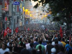 The Protests in Turkey, Explained