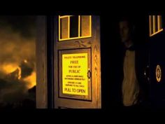 "A Tribute to the Eleventh Doctor (Matt Smith) - This is absolutely beautiful."" pin now watch later"