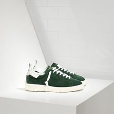 a0ca09395841 Golden Goose GGDB Super Star Sneakers in Leather with Suede Star