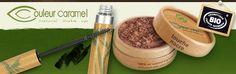 Couleur Caramel Organic Mineral Makeup