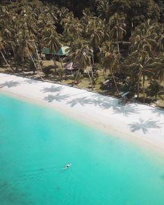 White Beach, Port Barton, Palawan