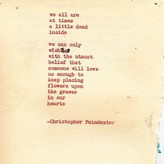 The blooming of madness poem #27 #poetry #poem #artist #artist #inspire #inspiration #typewriter #vintage #words #write #writing