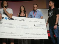 A Sweet Empower Network Check!  www.empowernetwork.com/asoares