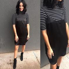 Gigi slip dress - shopmaccs.com Shirt Dress, T Shirt, Dresses, Fashion, Supreme T Shirt, Vestidos, Moda, Shirtdress, Tee Shirt