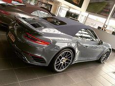 Porsche 991.2 Turbo S Cabriolet ...repinned für Gewinner! - jetzt gratis Erfolgsratgeber sichern www.ratsucher.de