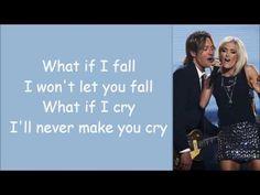 Keith Urban Ft. Carrie Underwood ~ The Fighter (Lyrics)