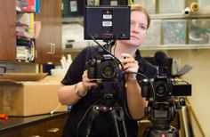 Capturing Paula Engelhardt's interview at #TennesseeTech #PhysEd #scied