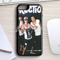 Niall Horan Collage Photo iPhone 7 Case | armeyla.com