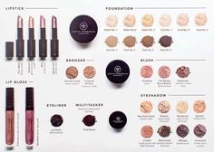 Young Living Makeup line. Young Living now has a makeup line that doesn't have nasty chemicals in it. Young Living Lip gloss, Young Living Blush & more! Young Living Makeup, Young Living Oils, Young Living Essential Oils, Young Living Products, Chemical Free Makeup, Savvy Minerals, Bare Minerals, Eyeliner, Eyeshadow