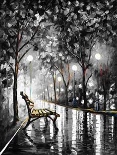 GICLEE ON CANVAS DIRECTLY FROM FAMOUS ARTIST LEONID AFREMOV  Title: Loneliness Of Autumn Size: Variable Condition: Excellent Brand new Type: Giclee on cotton canvas  This giclee is made in the following process. its a high quality print on cotton canvas. Then the artist takes a brush and adds strokes on top to give the print depth and texture just like the original painting  Here you are buying directly from the artist. Signed by the artist, Certificate of Authenticity with the value…