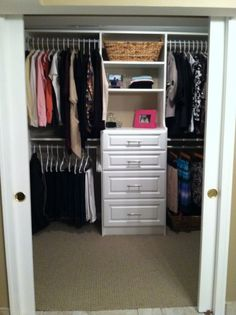 Before And After Small Closet Remodel   Google Search