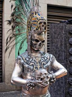 Mictlantecuhtli Lord of Mictlan God of Death