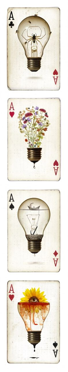 These remind me of my future ambition to design an entire deck of cards