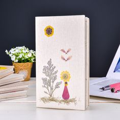 Coloffice 2019 Desktop Desk Calendar Original Hand-painted Illustration Style Small Fresh Plan Book Office School Supplies 1pc Making Things Convenient For Customers Office & School Supplies