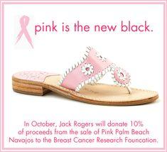 Pink Jack Rogers Navajos | $98.00