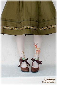 Bambi tights!