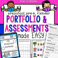 End of the Year - Pocket of Preschool