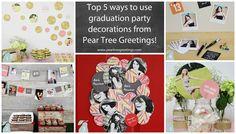 Our Top 5 Graduation Party Decoration Ideas