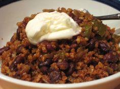 Bulgur and Black Beans   Tasty Kitchen: A Happy Recipe Community!