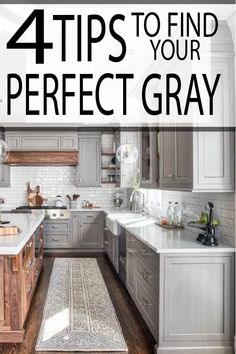 Home interior Design Videos Living Room Hanging Plants Link – Right here are the best pins around Coastal Home interior! Grey Kitchen Cabinets, Kitchen Paint, New Kitchen, Gray Kitchen Walls, Oak Cabinets, Kitchen Redo, Kitchen Living, Kitchen Design, Best Gray Paint