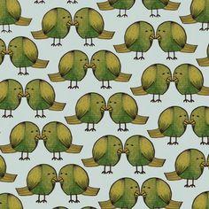 Tweet Kiss Pattern by @Marina Molares