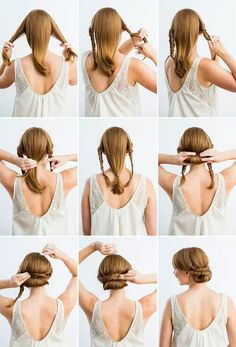 #diy hairstyle