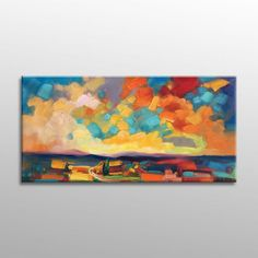 Landscape Painting, Wall Decor, Canvas Painting, #extralargepainting #oilpainting #customoilpainting #largeart #largeabstractart #abstractart #abstractcanvasart #contemporaryart #largeoilpainting #originalpainting #canvaswalldecor #kitchenwalldecor #familywalldecor Large Canvas Wall Art, Canvas Wall Decor, Abstract Canvas Art, Oil Painting Abstract, Abstract Watercolor, Painting Art, Watercolor Paintings, Painting Edges, Large Painting