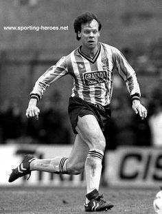 Trevor Peake 1983-4 to 1991-2 Defender 334 Games 7 Goals