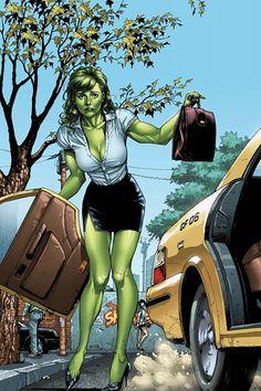 She-Hulk by Gary Frank