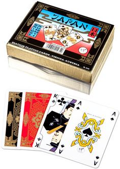 Gibsons Games Piatnik Classic Playing Card Game Canasta Great Gift