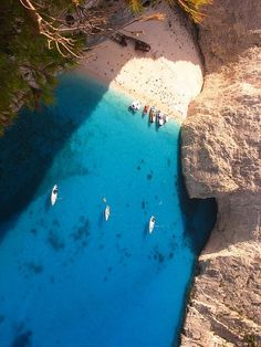 Navagio Beach, Zakynthos island in Greece