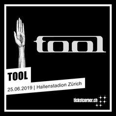 12 lange Jahre ist es her – nun kehren die Prog-Metal-Helden endlich ins Hallenstadion Zürich zurück: Tool beehren die Schweiz am 25. Juni LIVE!  Tickets sind ab dem 26. Oktober um 9 Uhr erhältlich. Ticket, Tool Band, Juni, Tools, Concerts, Persona, Rock, Live, Heroes