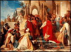 La deuda de Dante y Federico con la cultura árabe