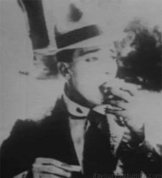 """Buster Keaton on a """"west"""" film in an """"Arbuckle & Keaton collection Vol. 1"""". - Moonshine"""