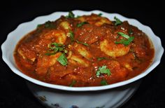 Kolmi No Patio- Parsi Style Prawn Curry - Powered by @ultimaterecipe