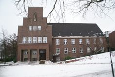 Wedel – Rathaus, town hall