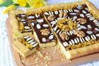 mazurek z czekoladą