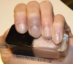 "PerfectlyPolished12: Formula X for Sephora ""Starfish"" with topcoat"