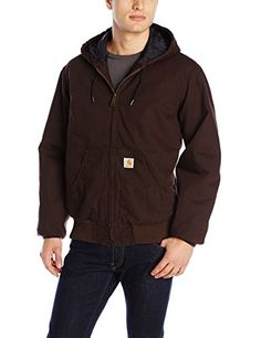 Carhartt-Mens-Ripstop-Active-Jacket-Quilt-Lined Men's Leather Jacket, Vest Jacket, Hooded Jacket, Mens Overcoat, Slim Fit Tuxedo, Cotton Sleepwear, Packable Jacket, Mens Boardshorts, Under Armour Men